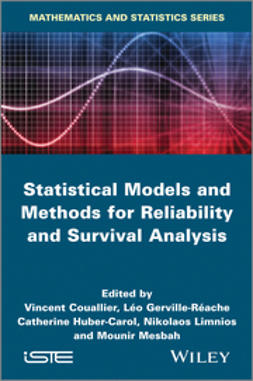 Couallier, Vincent - Statistical Models and Methods for Reliability and Survival Analysis, e-bok