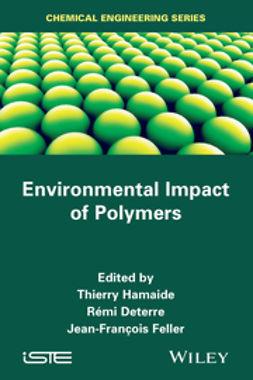 Deterre, Rémi - Environmental Impact of Polymers, ebook