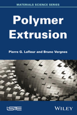 Lafleur, Pierre G. - Polymer Extrusion, ebook