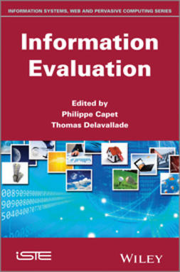 Capet, Philippe - Information Evaluation, ebook