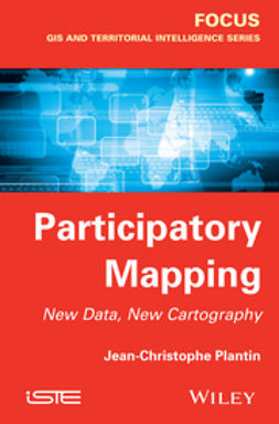 Plantin, Jean-Christophe - Participatory Mapping: New Data, New Cartography, ebook