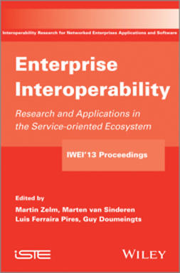 Zelm, Martin - Enterprise Interoperability, ebook