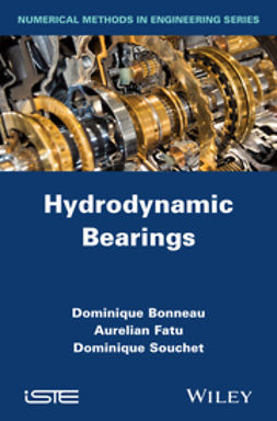 Bonneau, Dominique - Hydrodynamic Bearings, ebook