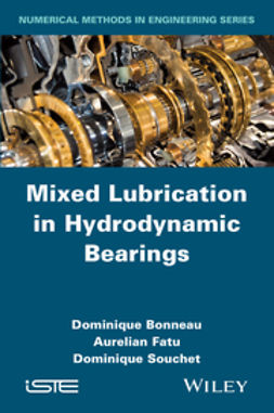 Bonneau, Dominique - Mixed Lubrication in Hydrodynamic Bearings, ebook