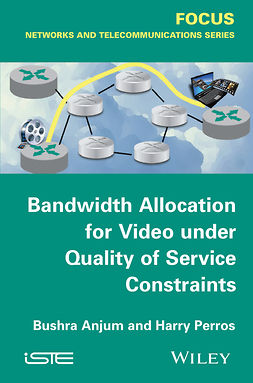 Anjum, Bushra - Bandwidth Allocation for Video under Quality of Service Constraints, ebook