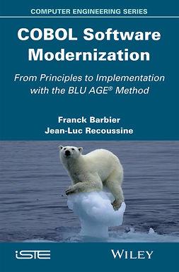 Barbier, Franck - COBOL Software Modernization, ebook