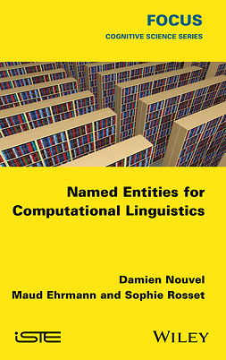 Ehrmann, Maud - Named Entities for Computational Linguistics, ebook