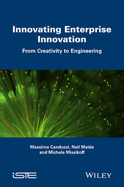 Canducci, Massimo - Enterprise Innovation: From Creativity to Engineering, e-bok