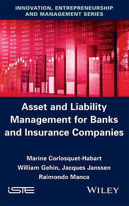 Corlosquet-Habart, Marine - Asset and Liability Management for Banks and Insurance Companies, e-kirja