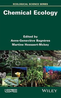 Bagnères, Anne-Geneviève - Chemical Ecology, ebook