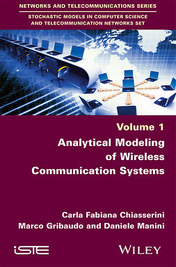 Chiasserini, Carla-Fabiana - Analytical Modeling of Wireless Communication Systems, ebook
