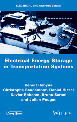 Hissel, Daniel - Electrical Energy Storage in Transportation Systems, e-bok