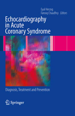 Herzog, Eyal - Echocardiography in Acute Coronary Syndrome, ebook
