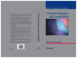 Reghizzi, Stefano Crespi - Formal Languages and Compilation, ebook