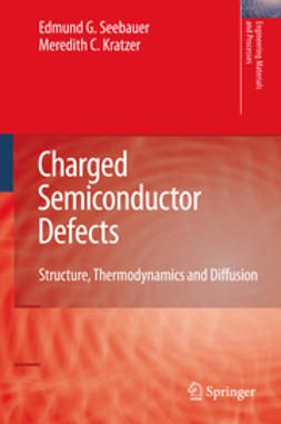 Kratzer, Meredith C. - Charged Semiconductor Defects, e-bok