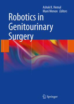 Hemal, Ashok Kumar - Robotics in Genitourinary Surgery, ebook