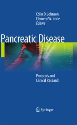 Johnson, Colin D. - Pancreatic Disease, ebook
