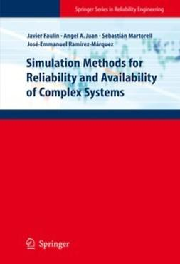 Faulin, Javier - Simulation Methods for Reliability and Availability of Complex Systems, ebook