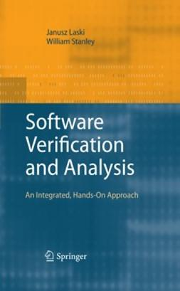 Stanley, William - Software Verification and Analysis, ebook