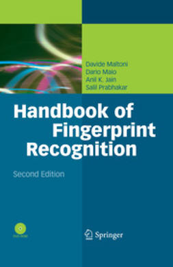 Maltoni, Davide - Handbook of Fingerprint Recognition, ebook