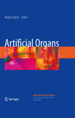Hakim, Nadey S. - Artificial Organs, ebook