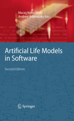 Komosinski, Maciej - Artificial Life Models in Software, e-kirja