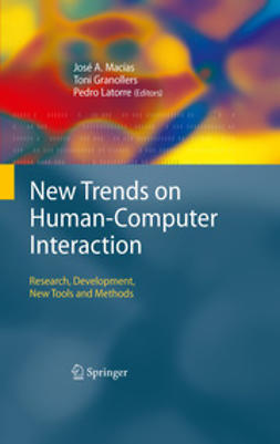 Latorre, Pedro M. - New Trends on Human-Computer Interaction, ebook
