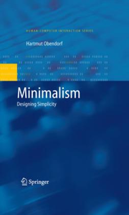 Obendorf, Hartmut - Minimalism, ebook