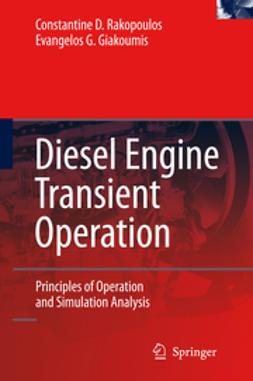 Giakoumis, Evangelos G. - Diesel Engine Transient Operation, ebook