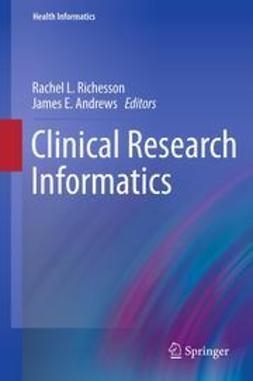 Richesson, Rachel L. - Clinical Research Informatics, e-kirja