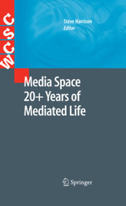 Harrison, Steve - Media Space 20 + Years of Mediated Life, ebook