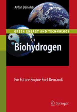 Demirbas, Ayhan - Biohydrogen, ebook
