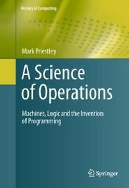 Priestley, Mark - A Science of Operations, e-kirja