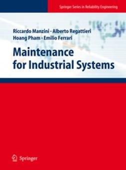 Manzini, Riccardo - Maintenance for Industrial Systems, ebook