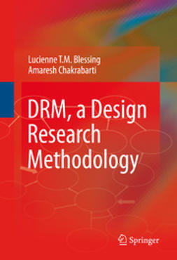 Blessing, Lucienne T.M. - DRM, a Design Research Methodology, ebook