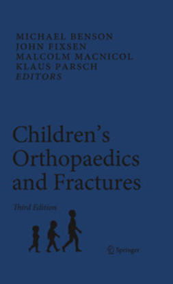 Benson, Michael - Children's Orthopaedics and Fractures, e-kirja