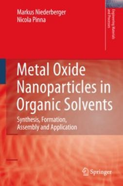Niederberger, Markus - Metal Oxide Nanoparticles in Organic Solvents, ebook