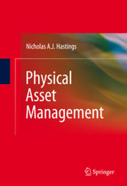 Hastings, Nicholas A. J. - Physical Asset Management, e-kirja
