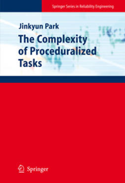 Park, Jinkyun - The Complexity of Proceduralized Tasks, ebook