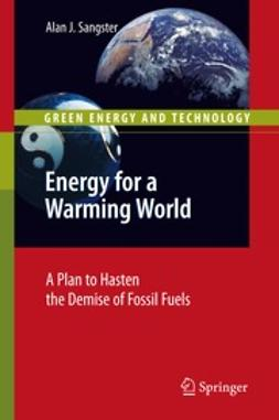 Sangster, Alan J. - Energy for a Warming World, e-kirja