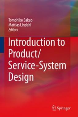 Sakao, Tomohiko - Introduction to Product/Service-System Design, ebook
