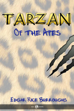 Burroughs, Edgar Rice - Tarzan of the Apes, ebook