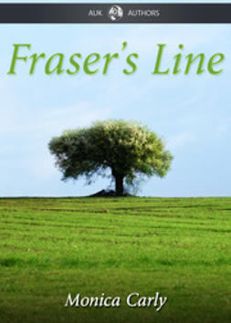Carly, Monica - Fraser's Line, e-kirja