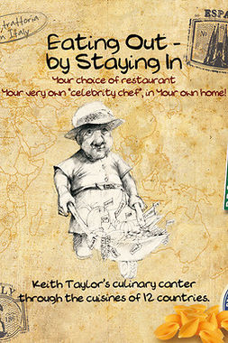 Taylor, Keith - Eating Out - By Staying In, e-bok