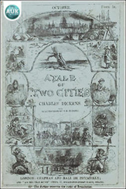 Dickens, Charles - A Tale of Two Cities, e-kirja