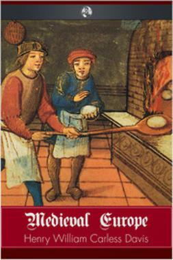 Davis, Henry - Medieval Europe, e-bok