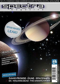 Andrews, Paul - Spectra Magazine - Issue 4, e-kirja