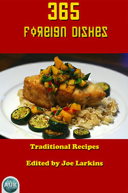 Author, Traditional - 365 Foreign Dishes, ebook