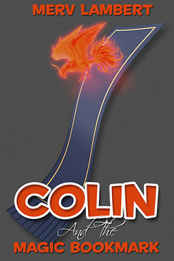 Lambert, Merv - Colin and the Magic Bookmark, ebook