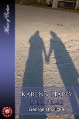 Boxlicker, George - Karen's Happy Birthday, ebook